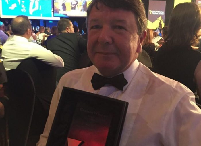Brewhouse wins Bronze at the RACV Victorian Tourism Awards