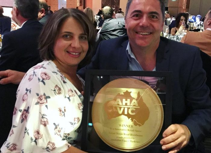 """Tastes of the Region wins the AHA state award """"Best innovative retail space"""""""